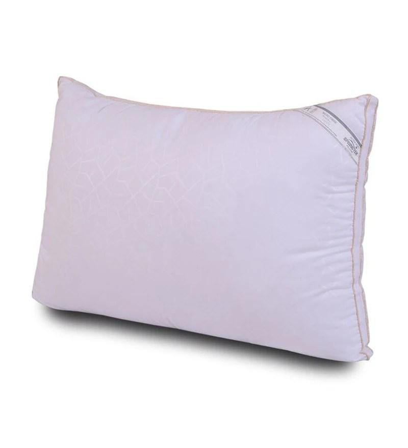 luxurious soft micro fibre single pillow insert 20x30