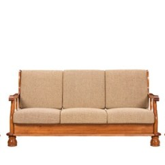 Cushion Sofa Set Antique Oak Bed Buy Vista With 3 1 Seater By Royal Online Sets Sofas Pepperfry