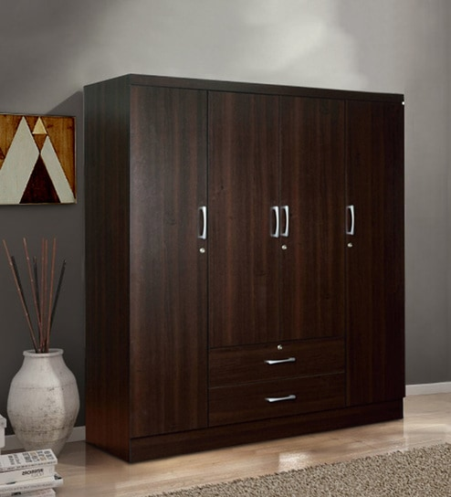 nariko four door wardrobe