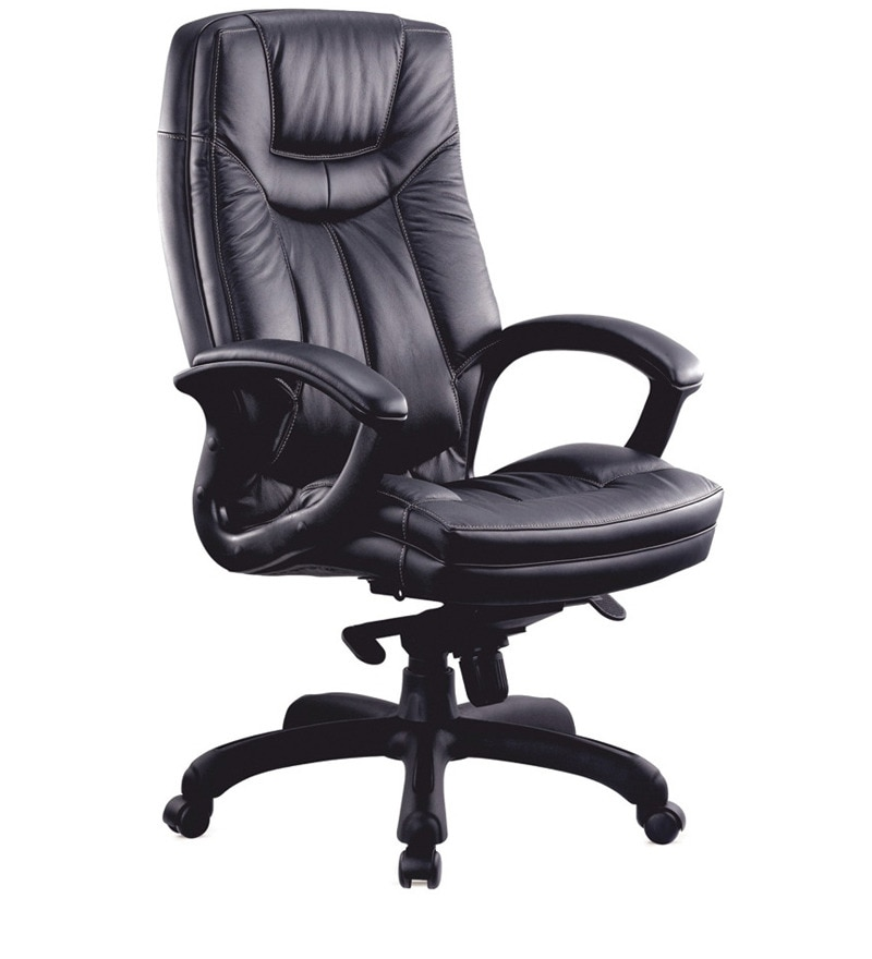 revolving chair custom gaming chairs office black high back by stellar online click to zoom in out