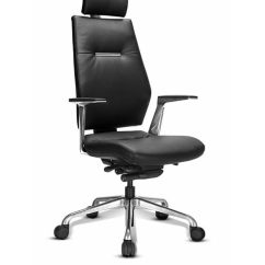 Godrej Chair Accessories Fisher Price High Cover Sedna Extra Back In Black Leather By Interio We Are Sorry But This Item Is Out Of Stock