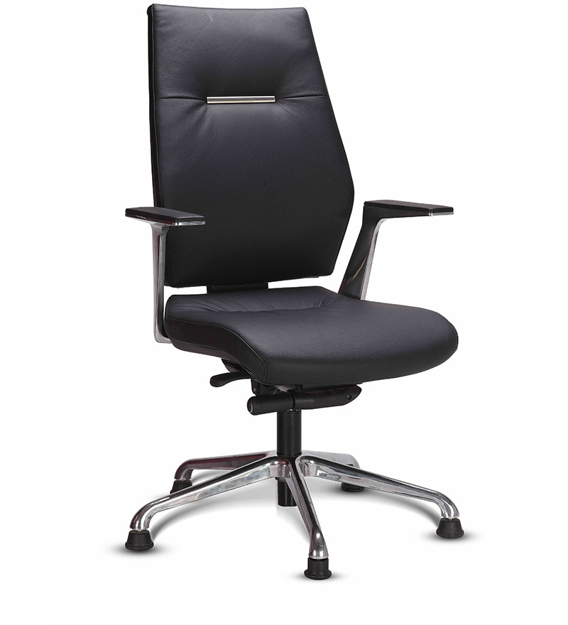 godrej chair accessories reclining office chairs leather sedna high back in black by interio click to zoom out explore more from furniture