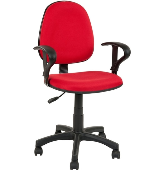 office chair not revolving accent black stellar medium back with fabric upholstery by we are sorry but this item is out of stock
