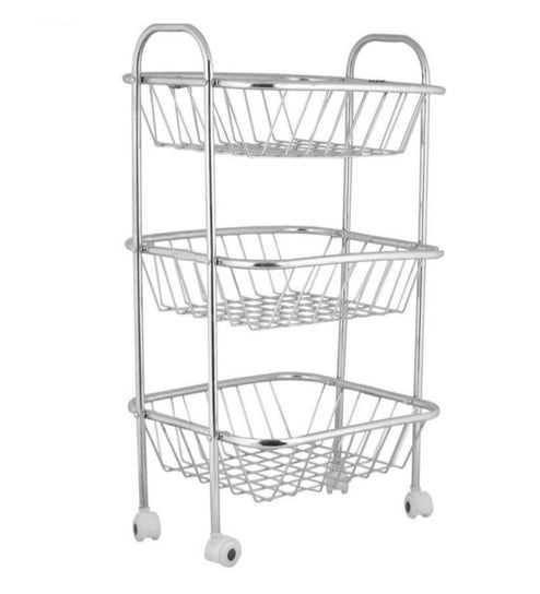 kitchen basket corner seating buy star dust fruit vegetable with whele12x14x21 online