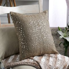 Chair Pad Covers Online India Flip For Adults Buy Tasar Brown Silk 16 X Inch Sequin Cushion Cover We Are Sorry But This Item Is Out Of Stock