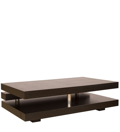 Buy Zara Center Table In Wenge Colour By HomeTown Online