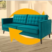 old sofa set in pune stretch velvet cover exchange your furniture with pepperfry