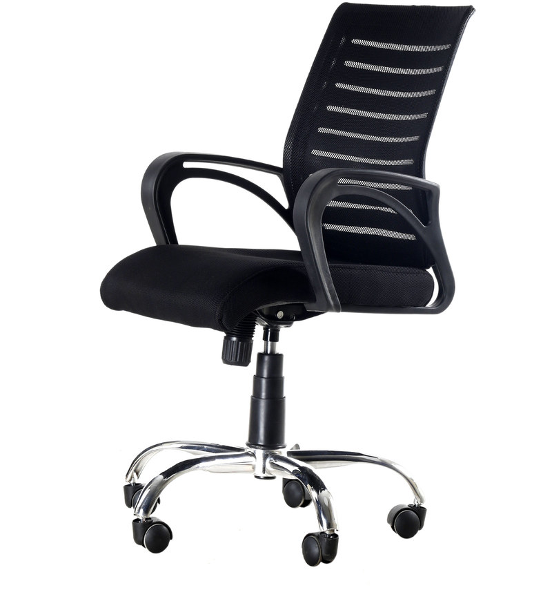 ergonomic chair manufacturers in india covers party hire buy boom high back black colour by emperor online - chairs office ...
