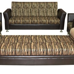 Diwan Sofa Set Price Beds Reviews 2017 Buy Buckardy (3 + 1 1) Seater With In ...