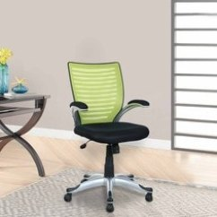 Office Chair Online India Low Lawn Chairs Buy In At Best Prices Monte Ergonomic Green Colour