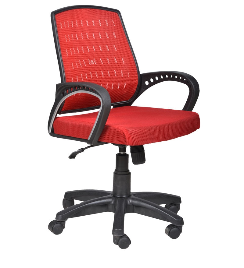 ergonomic mesh chair from emperor wooden gliding by online - chairs furniture pepperfry ...