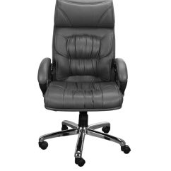 Ergonomic Chair Manufacturers In India Steelcase Parts Buy High Back Executive Black Leatherette By Emperor Online - Chairs Office ...
