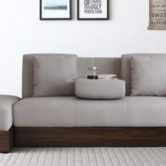 Beds For Living Room Fau Theater Buy Tickets Sofa Cum Online In India At Best Prices Luana Storage Bed With Ottoman Beige Color