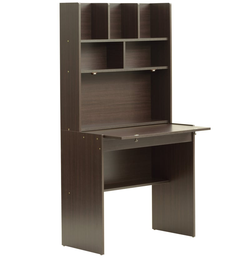 modern tv units for living room how to decorate a traditional buy study table with shelves in wenge finish by marco ...