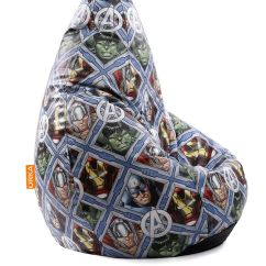 Avengers Bean Bag Chair Oz Tent Buy Ultimate Cover By Orka Online Kids Covers Bags Pepperfry
