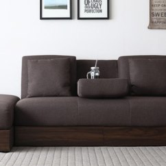 Colonial Sofa Sets India Box Corner Acnl Cum Beds Buy Online In At Best Prices Luana Storage Bed With Ottoman Dark Brown Color