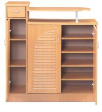 Buy Multipurpose Storage Cabinet in Maple Finish by Pindia ...