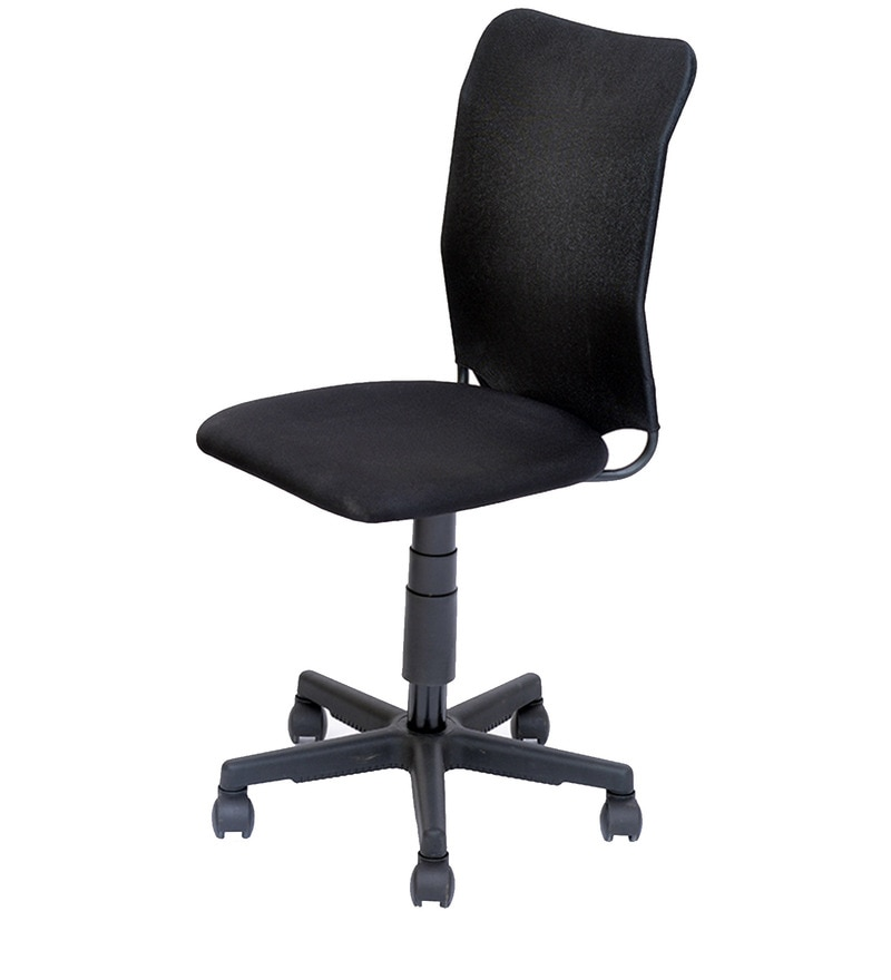 Buy Nano Office Chair without Arms by Home Online