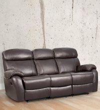 Four Seater Recliner Sofa 4 Seater Leather Recliner Sofa ...