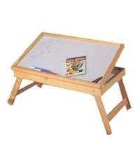 Multipurpose Wooden Foldable Laptop Table by Market Finds ...