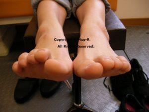 浮きゆびと靴選び。