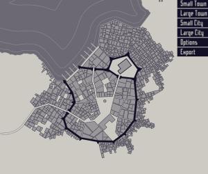 medieval fantasy generator maps layout random cities