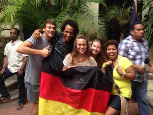 IIC SD Alemania Futbol 2014