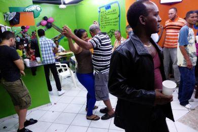 IIC Santo Domingo Activities_Location Dancing in Colmado 12104sc0869_SC