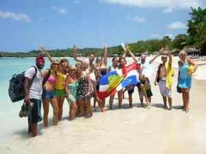 IIC Sosua Activities Punta Rucia