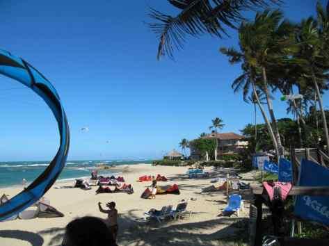 IIC Sosua Location Cabarete Kite beach