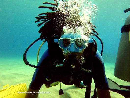 Scuba Diving in Sosua