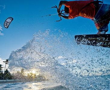 Kyte-Surfing-Cabarete-Water-Sports