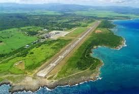 Airport POP aerial