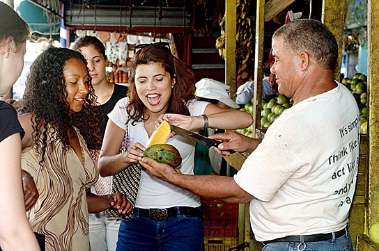 Salida Pedagogica Fruit Market
