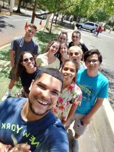 Santo Domingo Spanish School Students Excursion