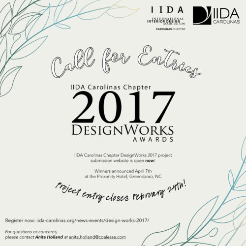 Call for Project Entries
