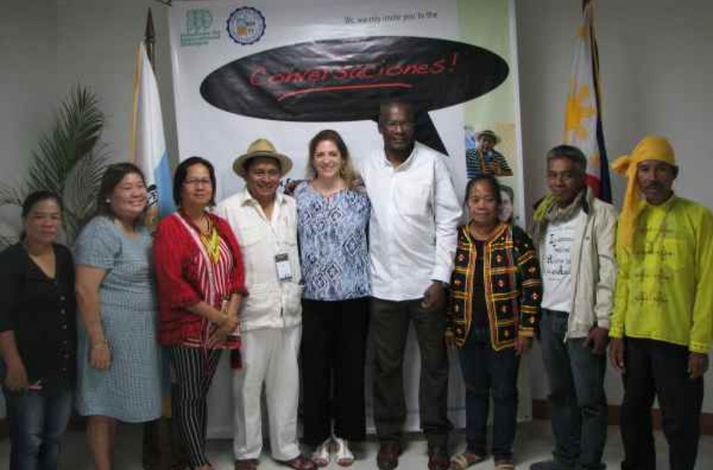 COLOMBIAN IP EXCHANGE VISIT TO THE PHILIPPINES
