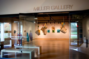 Miller Gallery, Communications Building, Otterbein University