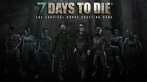 7 Days to Die 18.3 Game