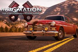 Automation The Car Company Tycoon Game B200117