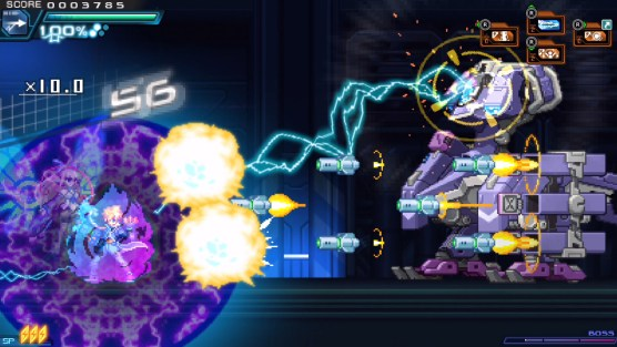 Azure Striker GunVolt 2 Free Download Crack