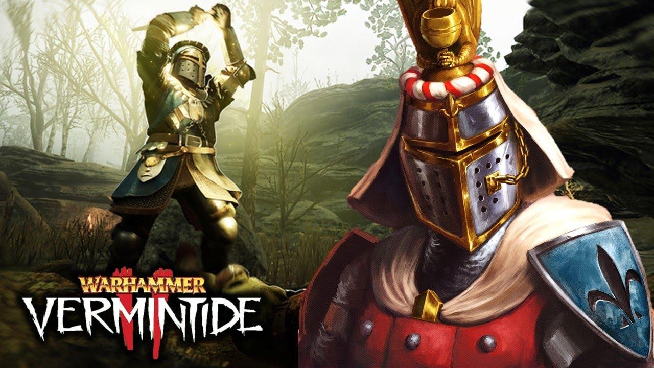 WarHammer vermintide 2 Grail Knight Upgrade Free Download