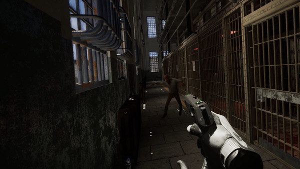 Infected Prison Game Play