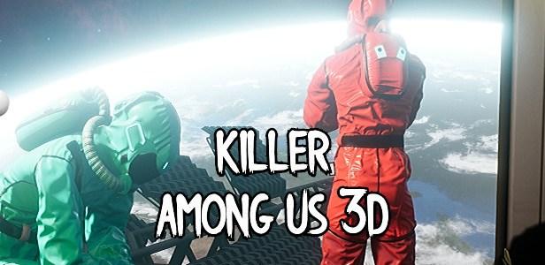 Killer Among Us 3D
