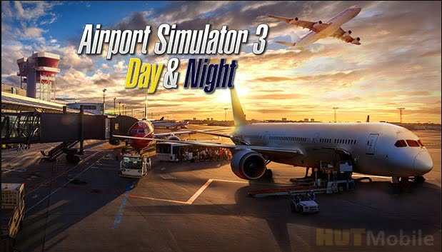 Airport Simulator 3 - Day and Night Free Download