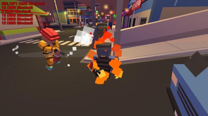 BROKE PROTOCOL: Online City RPG Gameplay