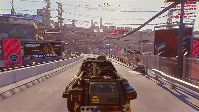 CyberPunk 2077 screenshot 1