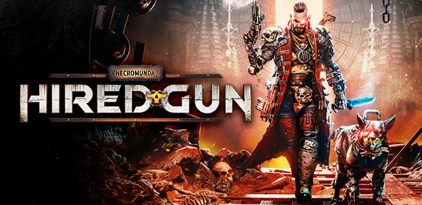 Necromunda: Hired Gun Free Download