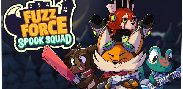 Fuzz Force Spook Squad Free Download
