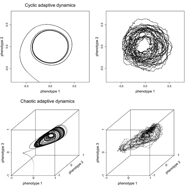 Figures and data in Point of View: Towards a mechanistic
